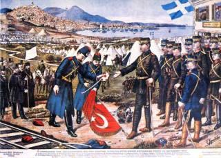 Το χρονικό της κατάληψης της Θεσσαλονίκης (26 Οκτωβρίου 1912) Τρίτη, 26 Οκτωβρίου 2010