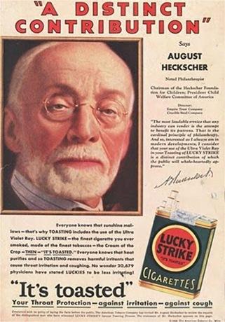 tobacco ad pseudoscience6