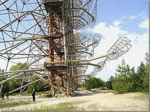 Duga3 antenna
