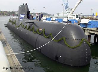 Καταδίκη (στην Γερμανία) για μίζες γερμανικών υποβρυχίων στην Ελλάδα