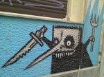 athens graffiti drakos maxairopeirouno