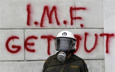Το ΔΝΤ/Παγκόσμια Τράπεζα... καταστρέφοντας χώρες