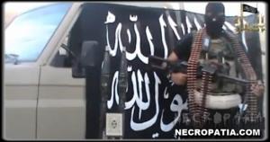 Νέα θηριωδία των ισλαμοφασιστών στην Συρί α: Κατέστρεψαν ιστορικό Ελληνορθόδοξο μον αστήρι.