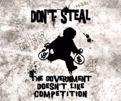 Dont steal the government