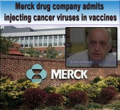 merck vaccine cause illnesses