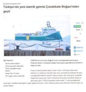 Turkiko Sismik