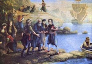 ΚΥΠΡΙΟΙ ΑΓΩΝΙΣΤΕΣ ΤΟ 1821 ΕΠΑΝΑΣΤΑΣΗ ΡΩΜΑΙΙΚΟ ΟΔΟΙΠΟΡΙΚΟ