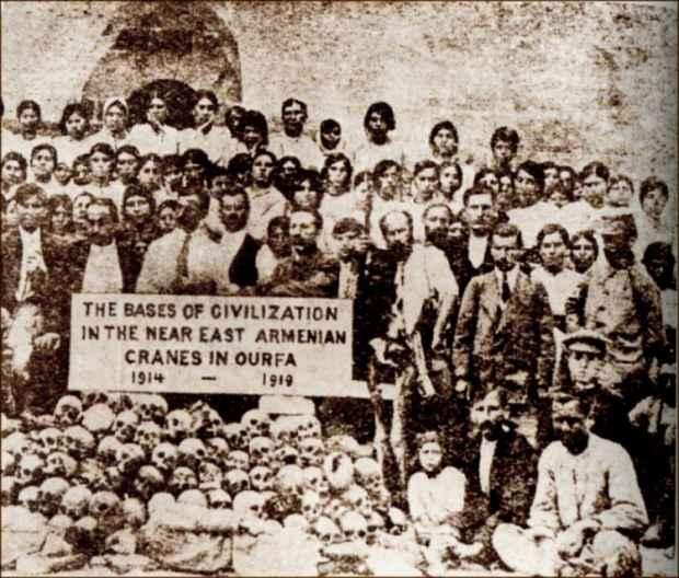 armenia genocide 1