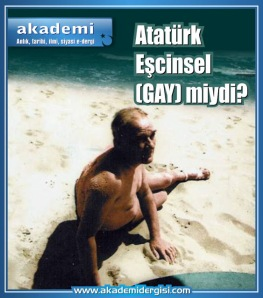 Kemal Ataturk-Gay