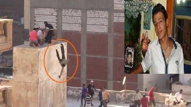 L'anti-Morsi Hamada Badr, 19 ans, tué par un partisan des Frères musulmans