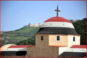 Κοιλάδα των Χριστιανών στο βάθος η ακρόπολη Al Hosn