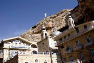 Η ελληνορθόδοξη Μονή της Αγίας Θέκλας
