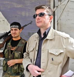 ο Piccinin στο Χαλέπι