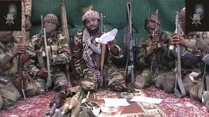 O αρχηγός της Boko Haram, Abubakar Hakaou