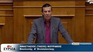 ΚΟΥΡΑΚΗΣ ΣΥΡΙΖΑ