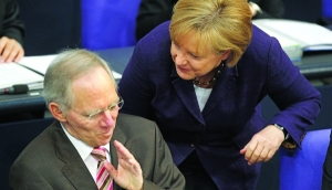 German government acclamation on Greece