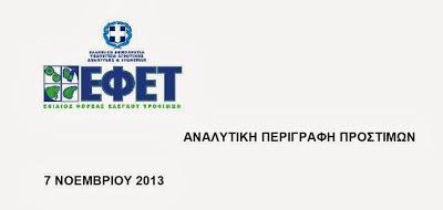 Όλη η λίστα ΕΦΕΤ με τις εταιρίες τροφίμων που δεχθηκαν πρόστιμα για κρέας αλόγου και τα υπόλοιπα πρόστιμα. Και catering φοιτητικών λεσχών στη λίστα. Σύμφωνα με τον ΕΦΕΤ, κρέας αλόγου εντοπίστηκε σε 23 περιπτώσεις στην ελληνική αγορά  Συγκεκριμένα επιβλήθηκαν πρόστιμα συνολικού ύψους 446.000 ευρώ από τον Ενιαίο Φορέα Ελέγχου Τροφίμων τον Νοέμβριο σε 60 επιχειρήσεις τροφίμων, τα 23 από τα οποία, συνολικού ύψους 228.000 ευρώ, επιβλήθηκαν σε επιχειρήσεις στα προϊόντα των οποίων ανιχνεύτηκε DNA αλόγου.  Ιδιαίτερη αίσθηση έχει προκαλέσει ότι μια από τις εταιρίες ήταν ο εργολάβος που είχε αναλάβει την φοιτητικές λέσχές του Δημοκρίτειου Πανεπιστήμιου Θράκης και της Αλεξανδρούπολης.