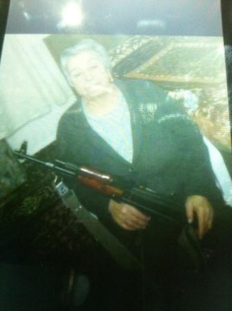 Η ελληνορθόδοξη γιαγιά