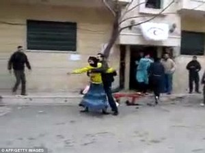 homs bombing