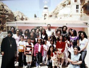 O Aσαντ η Άσμα η Πελαγία και τα παιδιά του οικοτροφείου