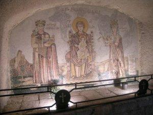 Saidnaya Monastery - Mosaic