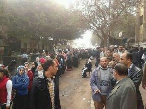 αιγυπτος δημοψηφισμα