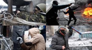 ουκρανια διαδηλωτες