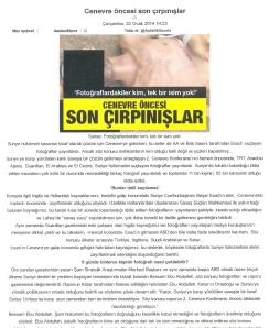 Τουρκικο δημοσίευμα