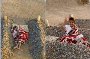 orphan popaganda syria