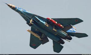 Mig-29-KUB+Kh-35