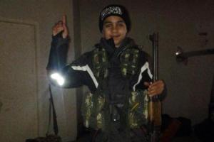 O 13χρονος τζιχαντιστής