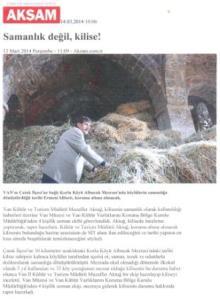 Τουρκικό δημοσίευμα καινουριο