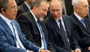 Putin_Lieberman_Peres_Lavrov