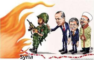 turkey invasion syria