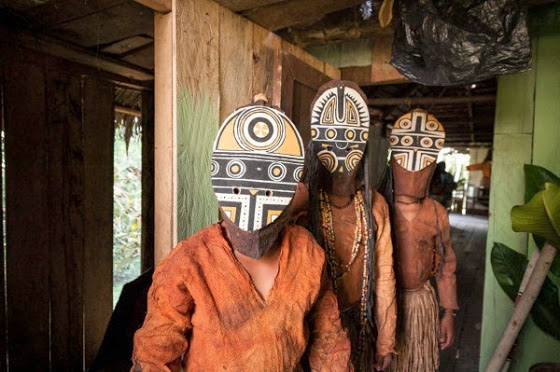 "dinfo.gr - Ένα χωριό ""Μακεδονία"" στην όχθη του.. Αμαζονίου!"