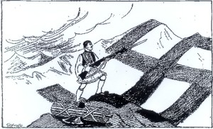 οχυρο εχινου αντισταση