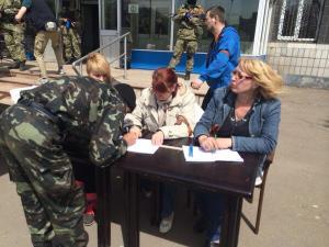 στρατολογηση εθελοντων στην konstantinovka