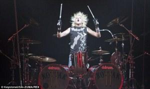 scorpions drummer