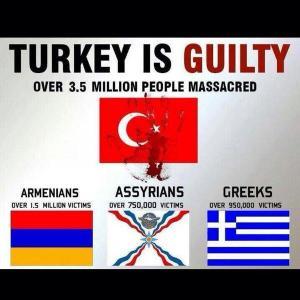 TURKISH GENOCIDES