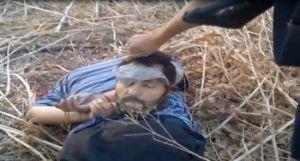 δημοσιογράφος και η σφαγή του