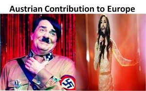 austrian contribution to Europe