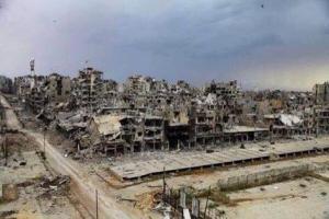 homs syria hiroshima