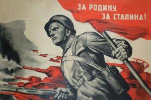 motherland stalin