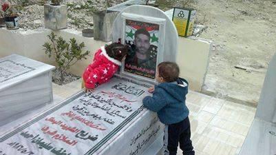 syria martyr kids