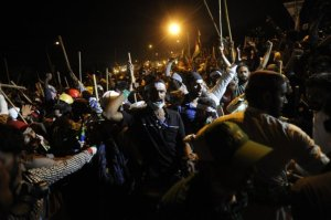 Pakistan Mass anti-government protests