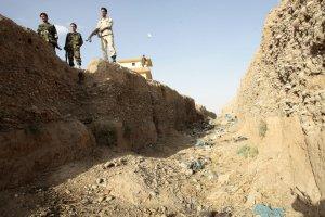 IRAQ-UNREST-KURDS-SECURITY