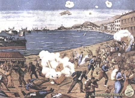31/08/1923. Η σφαγη των Ελλήνων της Κέρκυρας απο το φασιστικό γουρούνι. Ο φασισμός απο την γέννηση του είχε στόχο τον Ελληνισμό.