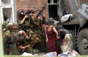 RUSSIA-OSSETIA-HOSTAGES-RESCUE