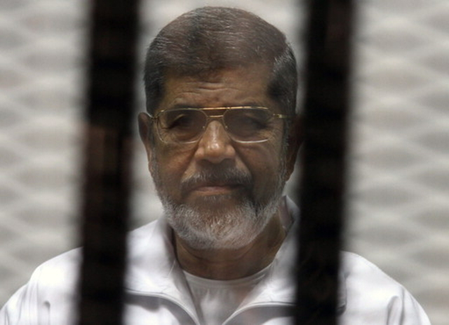 EGYPT-TRIAL-MORSI-FILES