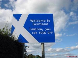 SCOTLAND CAMERON